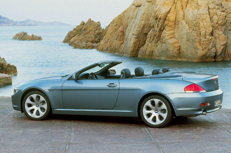 BMW 6 Serie cabriolet