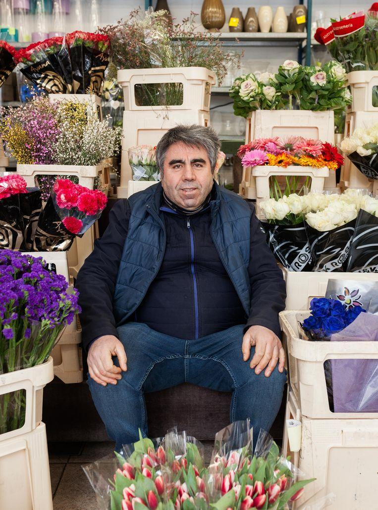 Mustafa Gençaslan. Beeld Nina Schollaardt