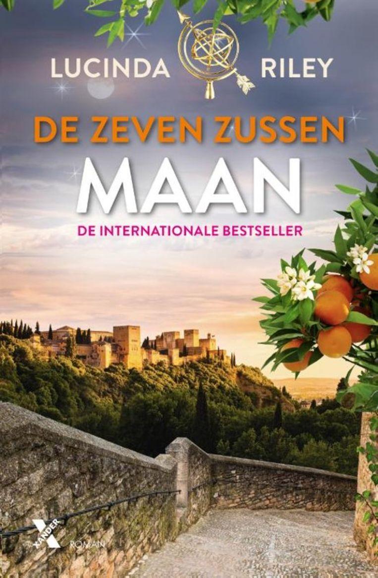 Maan, het vijfde deel van de 'Zeven zussen'-reeks, verschijnt in januari 2019. Beeld rv
