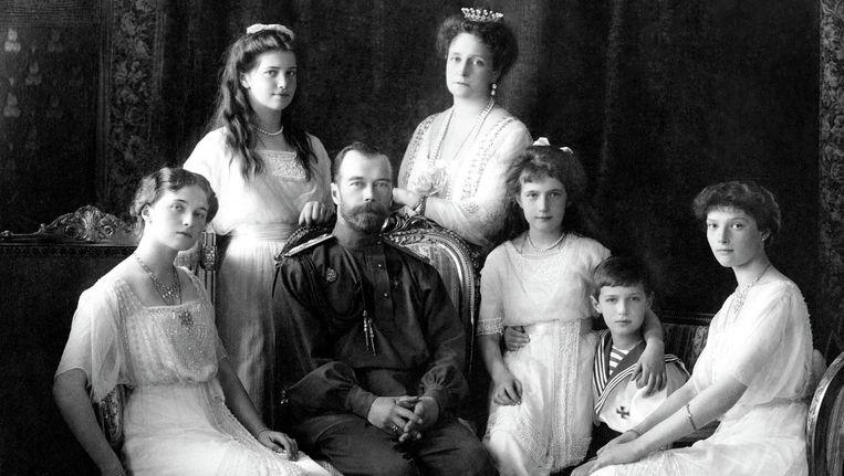 Favoriete Seks en geweld bij de Romanovs | TROUW &XN47