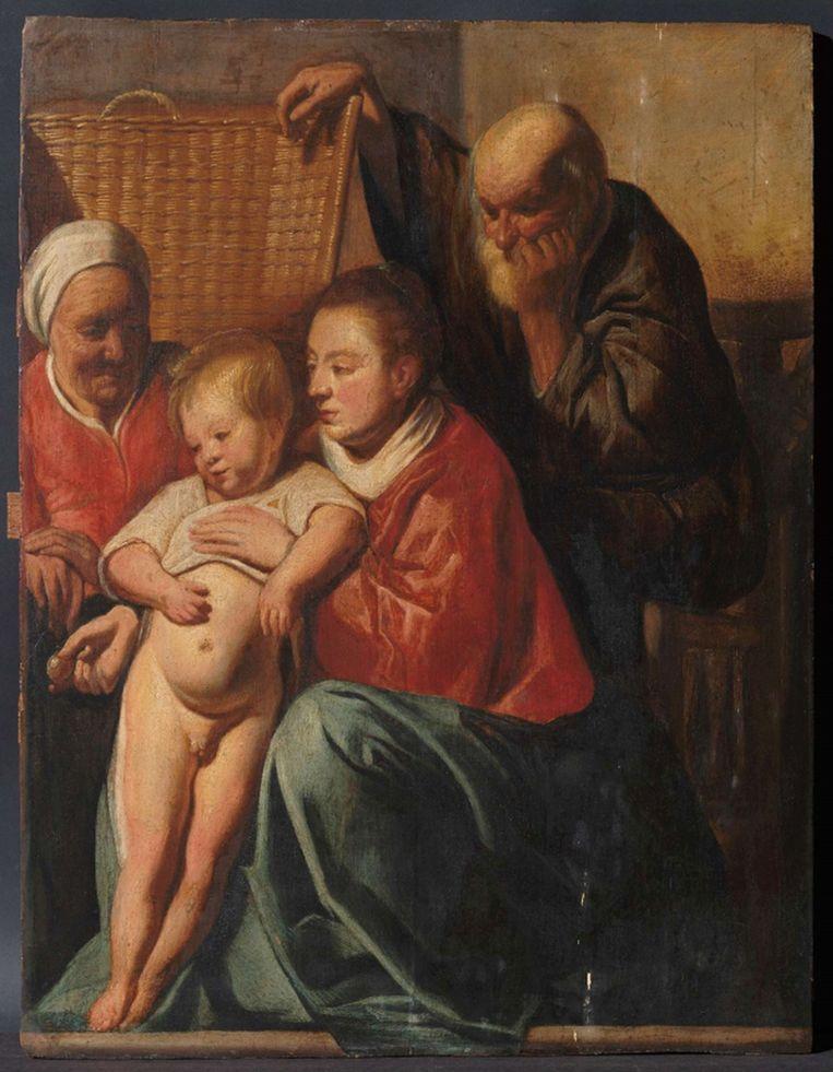 Jacob Jordaens (1593-1678). Beeld