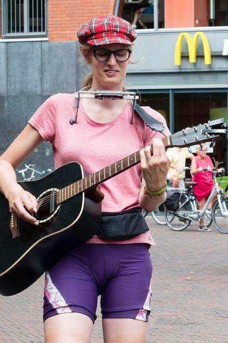 Goede hoop op 'alternatief straatmuzikantenfestival' in Alphen