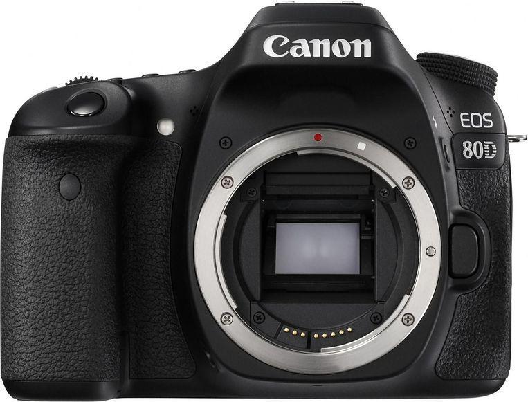 De kracht van dit Canon-toestel: de best versrpeide autofocuspunten.