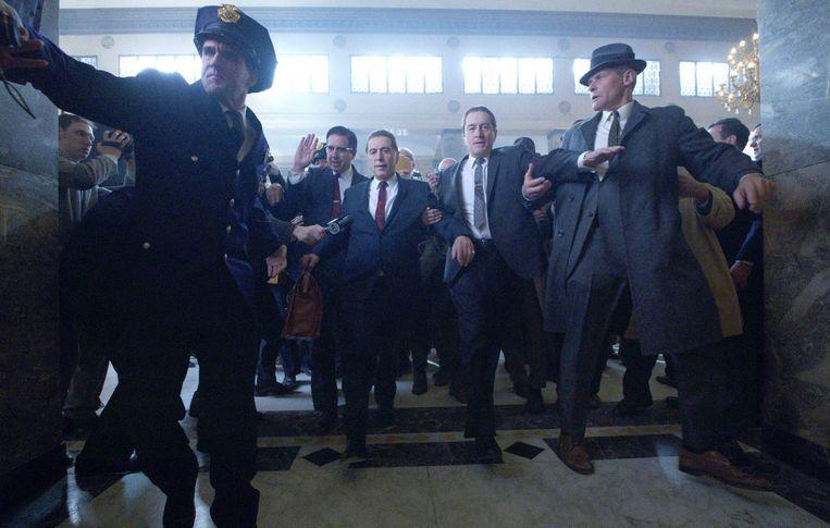 The Irishman. Beeld Netflix