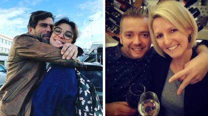SHOWBITS. Evi Hanssen pronkt met haar lief en Veerle en Nick uit 'Blind getrouwd' vieren jubileum