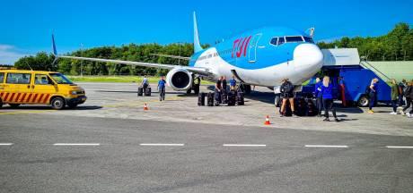 TUI-vluchten op Twente Airport, mag dat?