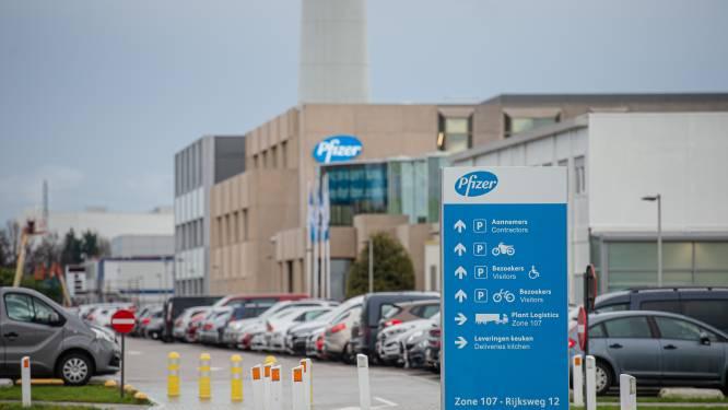 Pfizer donne un coup de pouce de plusieurs milliards aux exportations belges