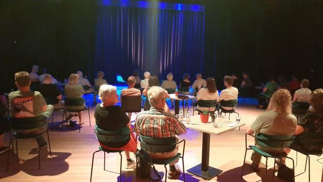 Theater Borne begint weer, en bijna als vanouds
