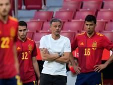Corona-onrust heeft Spanje in zijn greep: Luis Enrique stelt schaduwselectie samen