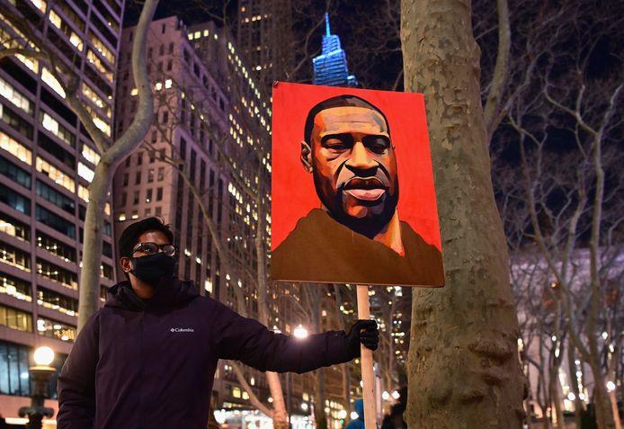 De dood van Floyd zorgde voor talloze protesten tegen racisme en politiegeweld over de hele wereld.