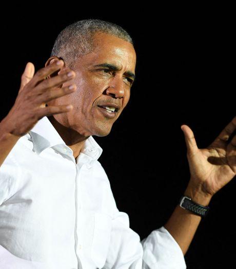 """Obama: """"Les divisions de l'Amérique sont profondes"""""""