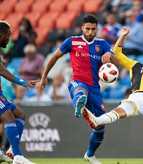 LIVE | Vitesse kan stempel niet drukken, Basel krijgt ruimte
