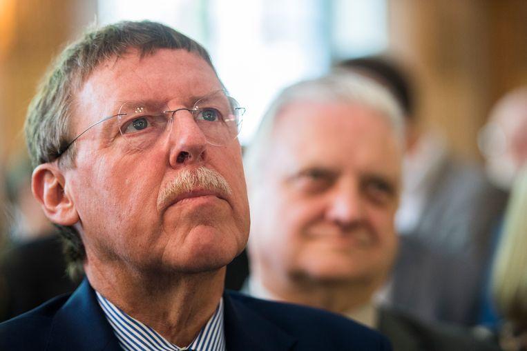 De werkgroep Politieke Vernieuwing kwam er nadat was uitgelekt dat Kamervoorzitter Siegfried Bracke per jaar 12.000euro kreeg omdat hij Telenet van advies voorzag. Beeld BELGA