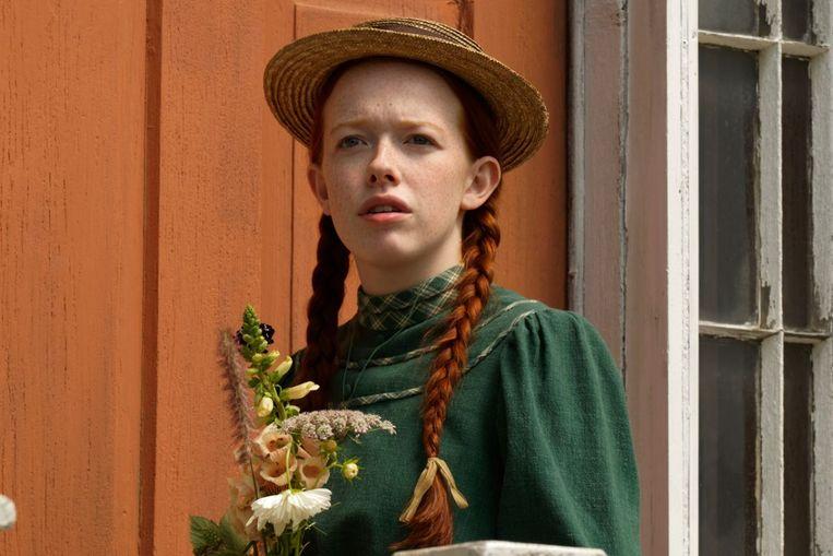 De serie Anne with an E is gebaseerd op het beroemde Canadese kinderboek Anne of Green Gables uit 1908. Beeld