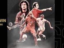 Qui dans la meilleure équipe belge de tous les temps?
