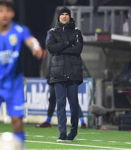 Vitesse-trainer Letsch lacht om paniek Nederlanders bij 'horrorwinter'