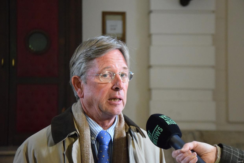Jacques Monsieur. Beeld VRT