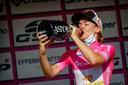 Anna van der Breggen won de Giro Rosa vorige maand voor de derde keer.