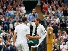 Surprise à Wimbledon: Medvedev sorti en cinq sets par le Polonais Hubert Hurkacz