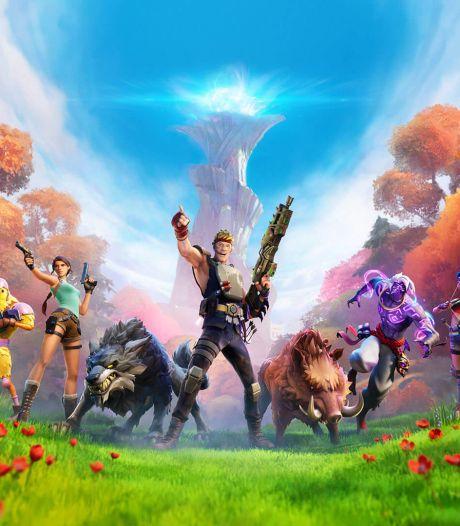 Nieuw seizoen Fortnite introduceert tembare dieren