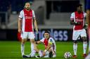 Wellicht kan Ajax-captain Dusan Tadic morgenavond toch nog meedoen.
