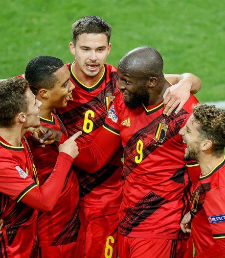 Éliminatoires pour le Mondial: les adversaires potentiels de la Belgique