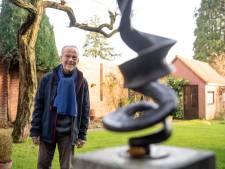 Allerlaatste werk van wijlen Rob Flink krijgt ereplaats op Goors Montmartre: 'Dat zou hij niet hebben verwacht'
