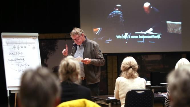 Leo Wolfs, muzikale duizendpoot uit Oisterwijk, grossiert in luisterlessen