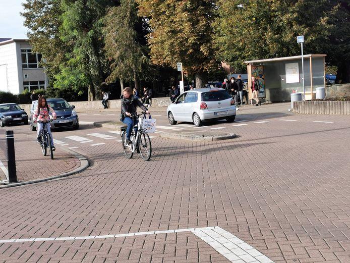 Meer scholieren op de fiets. Dat wil de stad bereiken met het Fietskrak-project in Halle.