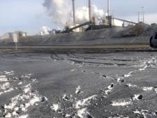 Zwarte sneeuw komt door fout Tata Steel: 'Kolen niet goed afgedekt'