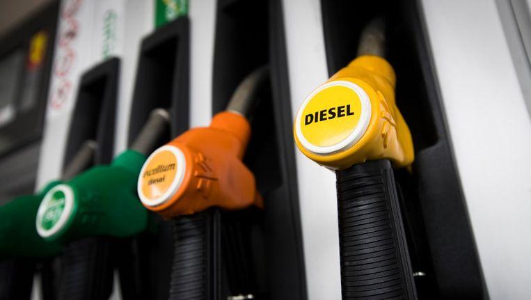 Vanaf 1 januari 2017 mogen dieselbestelautos de stad niet meer in Beeld ANP