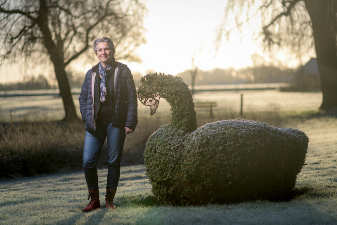 Directrice Joke Mijdam van De Zwanenhof.