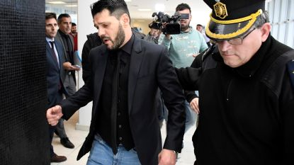Oudere broer van Barça-ster Lionel Messi veroordeeld voor verboden wapendracht