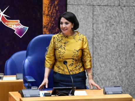 Dat Arib meermaals is gespot in kleding die Máxima ook draagt, zal niemand verbazen