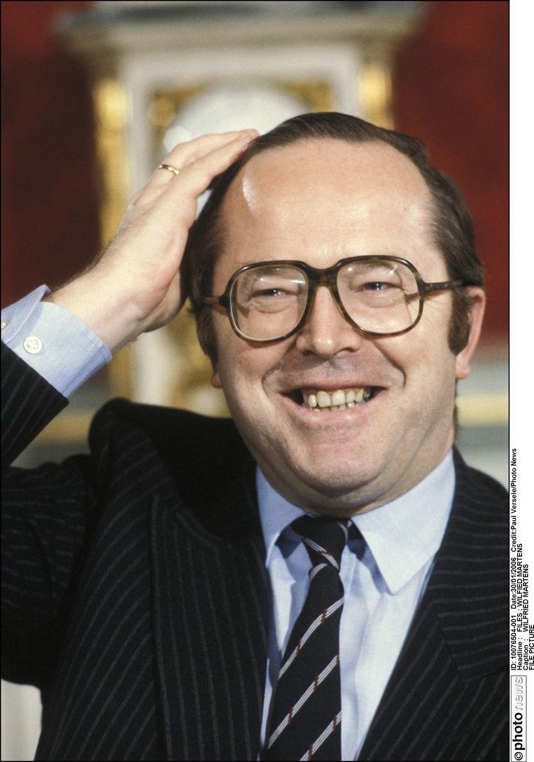 'Wilfried Martens wilde in 1969 één christendemocratisch en socialistisch front smeden. Ik was daarbij betrokken', zegt Huyse. Beeld Photo News