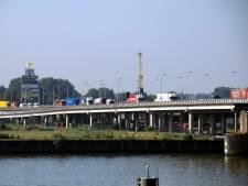 Opnieuw aanrijding met slagboom op Papendrechtse brug