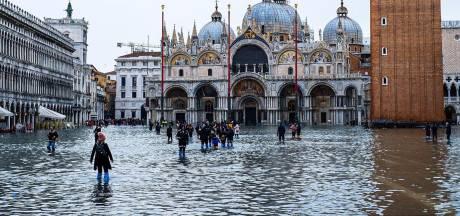 L'état de catastrophe naturelle décrété à Venise
