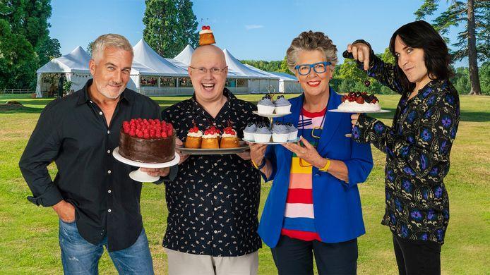 The Great British Bake Off is vanavond om 21.30 uur te zien op NPO 1.