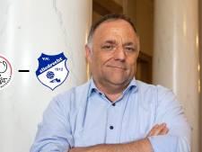 Topviroloog Marc van Ranst: 'Als de match tussen Ajax en Sliedrecht er komt, wil ik graag een uitnodiging'