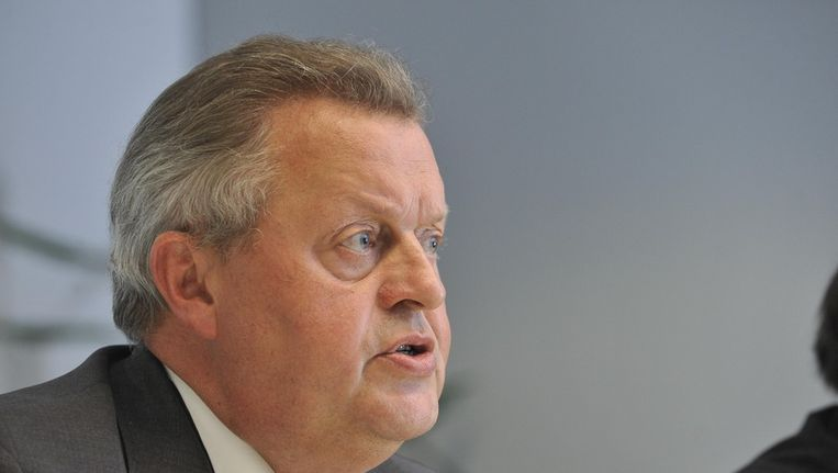Piet Vanthemsche Beeld BELGA