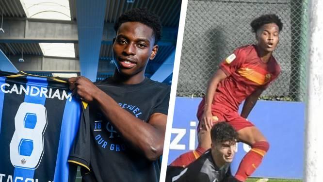 Club Brugge slaat twee keer toe op één dag: na Owen Otasowie ook Ruben Providence officieel, Fransman wordt met aankoopoptie gehuurd van AS Roma