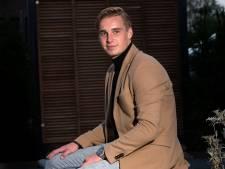 Pepijn Lansbergen: jeugdige routinier bij DVV