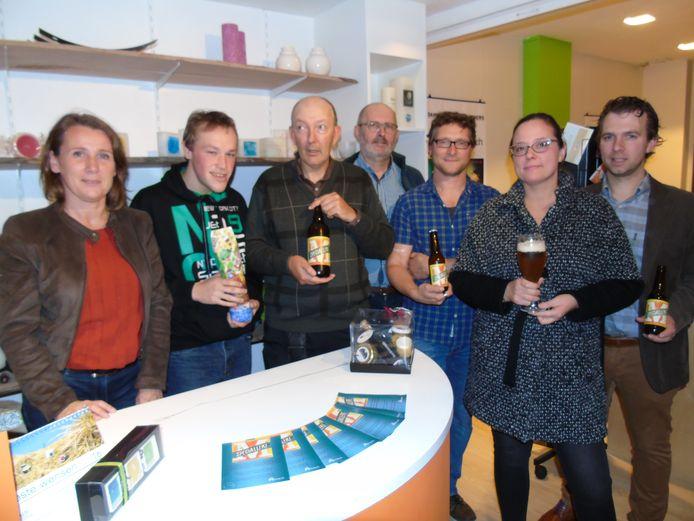 In het najaar van 2015 lanceerde Het Mivaltientje ook een eigen biertje.