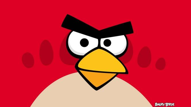 Angry Birds meest geblokkeerd op werk