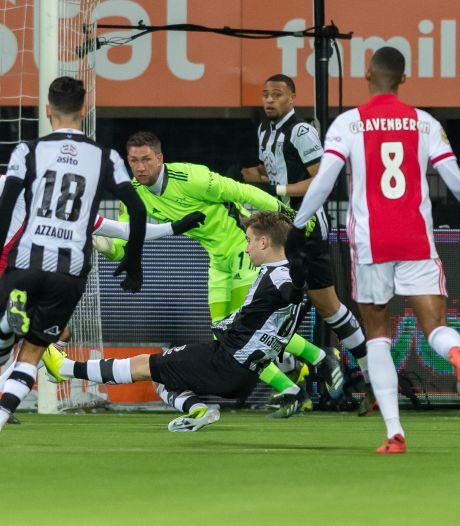 Teun Bijleveld baalt na verlies Heracles tegen Ajax: 'Ik had de stunt op mijn schoen'