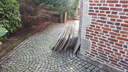 Betonnen platen gedumpt aan Livinuskapel: geen offer aan heilige Livinus maar gemakzuchtige manier om van afval af te geraken