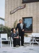 Met haar eerste man runde Nanda bij hun woning een fruitbedrijf in IJsselstein.