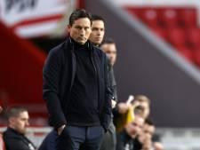 Schmidt gelooft in zijn keuzes voor PSV: 'Wij hadden tegen Vitesse nooit gewonnen met de beste elf'