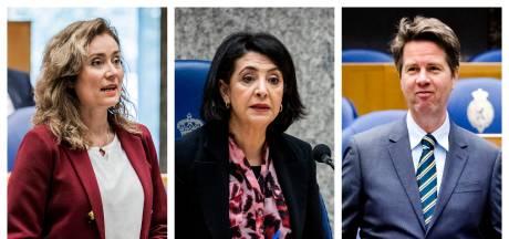 Kamervoorzitter Khadija Arib lang niet zeker van herverkiezing