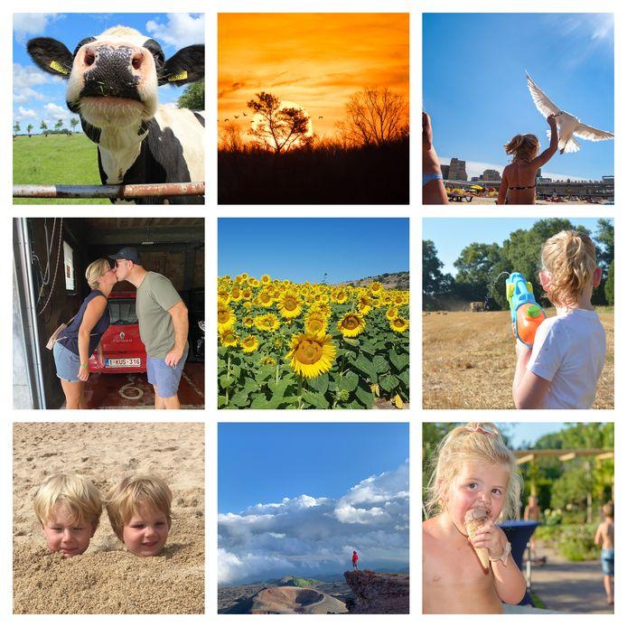 Een selectie van zomerse foto's die ingezonden zijn voor de zevende week van ED Zomerfoto 2020.